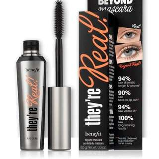Benefit They Are Real Mascara