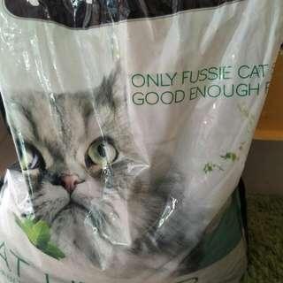 Cat Litter (Fussie Cat)