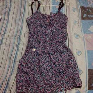 Floral dress from Candie's
