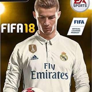 FIFA 18 PC ORIGIN ACCOUNT FIFA 17