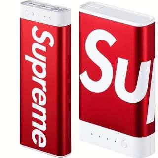 Supreme FW17 20k 充電power bank