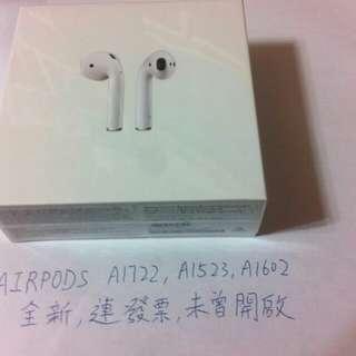 Apple 無線耳機(全新,有保養書),如果買埋我之前post嗰個高清玻璃幕保護貼iphone6 plus 0.33 會有折扣