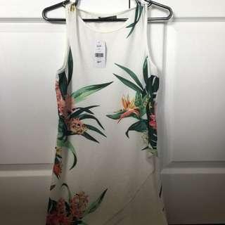 Floral Shirt/Dress