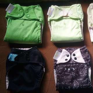 Bum genius cloth diaper