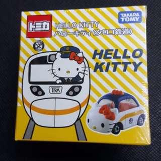 🚚 全新Tomica Hello Kitty太魯閣 特注車