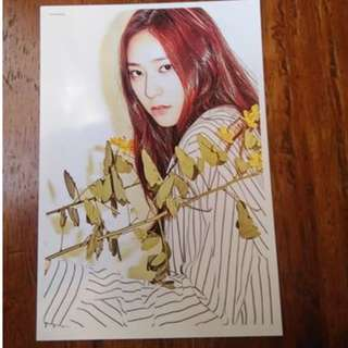 [PC] f(x) Krystal Season Greetings