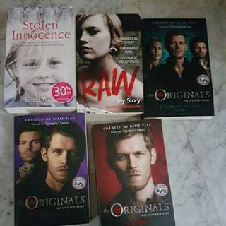 The Originals,Stolen Innocence....