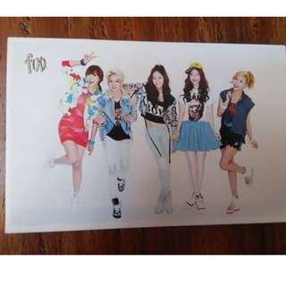 f(x) Electric Shock Postcard