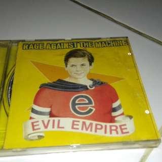 Cd album Ratm