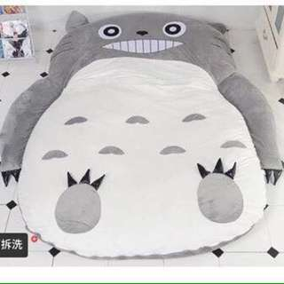 Character Bed Totoro Size 120cm x 70cm  1399 pesos only!