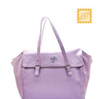 Pasito Diaper Bag Pink