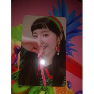 [PC] Red Velvet's Irene - Red Flavor