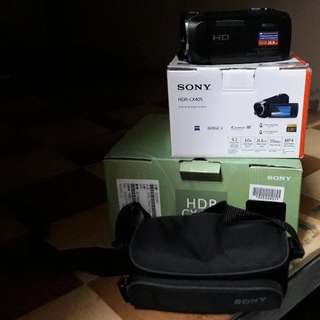 SONY HDR-CX405 96% Like NEW