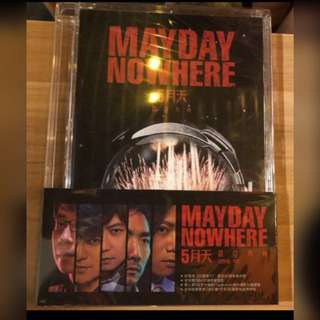 Brand New MAYDAY Nowhere Concert DVD