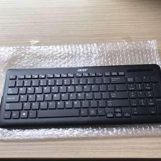 [Brand New] Acer Wireless Keyboard