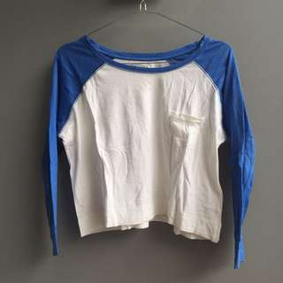 basic croptop by colorbox