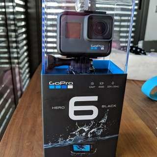 GoPro Hero 6 (Brand New) - Local Warranty