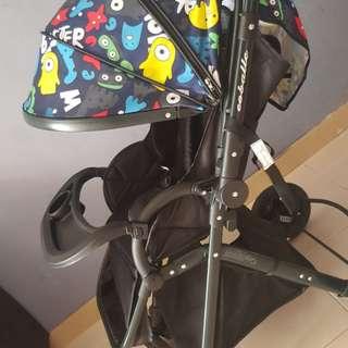 Coballe 2nd Generation Stroller