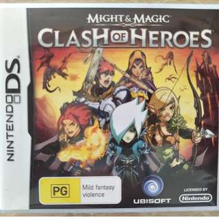 NDS Might & Magic: Clash of Heroes