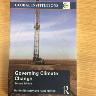 Governing Climate Change 2e