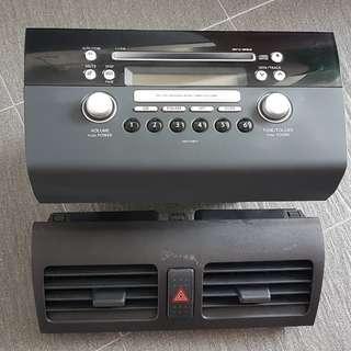 Original Suzuki Audio set