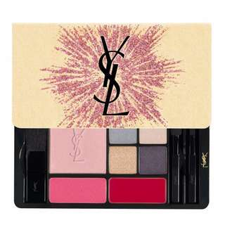 YSL Beauty Complete Make-up Palette Dazzling Lights Edition Holiday 2017