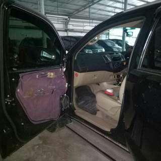 Peredam suara pintu VTECH Chevrolet Captiva