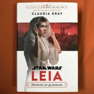 BN HARD COVER STAR WARS: Leia Princess of Alderaan
