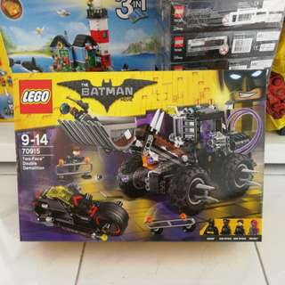 Lego 70915 - Two Face Double Demolition
