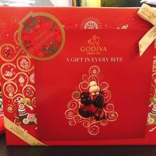 GODIVA 朱古力聖誕系列🎄🎁🍫原價$5xx‼️