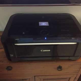 Canon mG6170 printer scanner copy