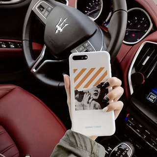 NEW OFF White Phone Case - Iphone 6/7/8/X