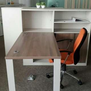 Meja kerja 3 Set (Jual Murah)