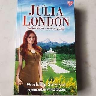 CR: Wedding Survivor - Julia London