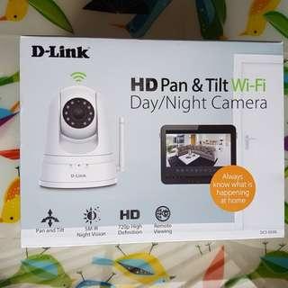 IP Camera - D-link