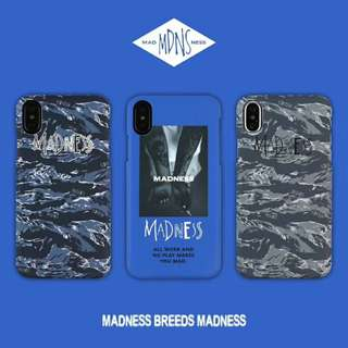 MDNS Madness Phone Case - iPhone 6/7/8/X