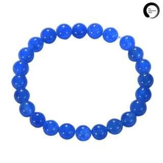 Beautiful Blue Gemstone Mala