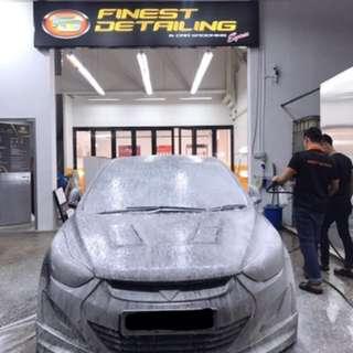 Opening promotion Car wash / car spa / detailing / sealant / grooming / polish