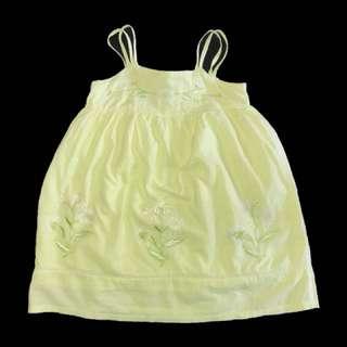Dresses Blossom 12 bulan