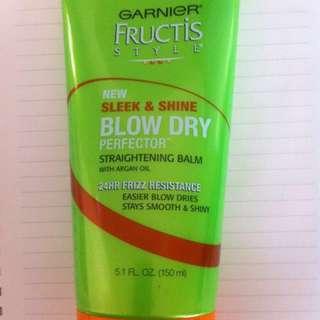 Garnier Fructis Sleek & Shine Straightening Balm