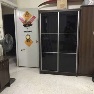 Tampines 3 room flat common room for rental