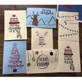 Christmas cards 🎄
