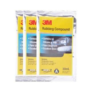3M Rubbing Compound Bundle of 3