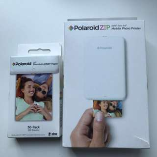 Polaroid Zip Mobile Photo Printer 便攜打印機