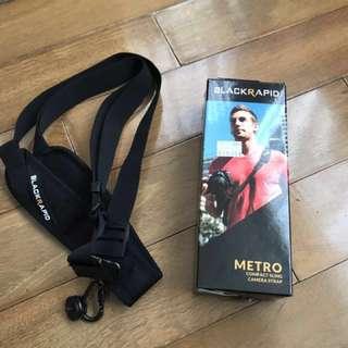 BlackRapid Metro RS10SC-1AO 相機精簡快速背帶(相機槍背帶)