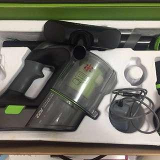 小綠吸塵器