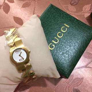 Aunthentic Gucci Watch