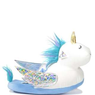 Novelty Slippers - Unicorn