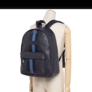 Authentic Coach men backpack