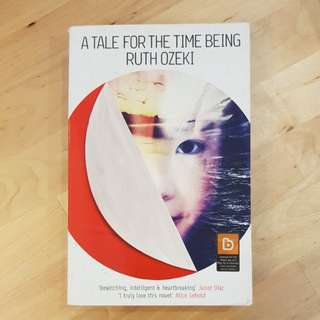 A Tale for the Time Being: Ruth Ozeki